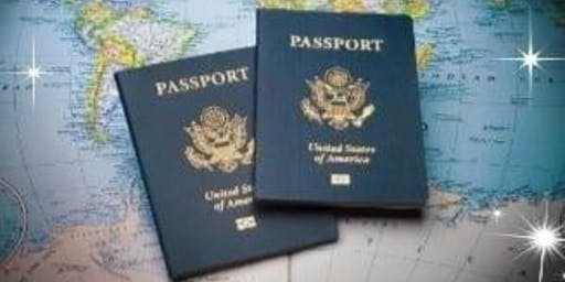 Get Your Passport Party