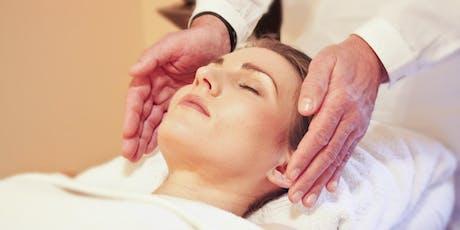 Reiki healing session by John Marcelino tickets