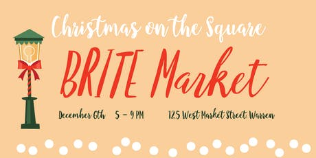 BRITE Market tickets