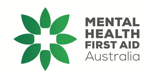 2 day Accredited  Mental Health First Aid Course