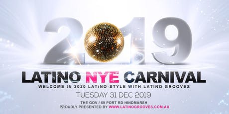 Latino NYE Carnival tickets