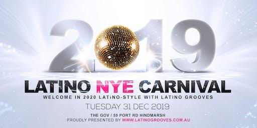 Latino NYE Carnival