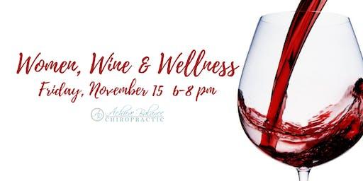 Women, Wine & Wellness