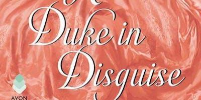 ***** Book Club: A Duke in Disguise by Cat Sebastian