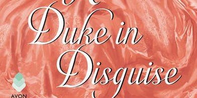 Queer Book Club: A Duke in Disguise by Cat Sebastian