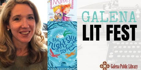 Galena LitFest: Writing for Young People: A Workshop tickets