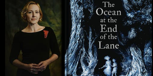 Elise Hurst signing - The Ocean at the End of the Lane