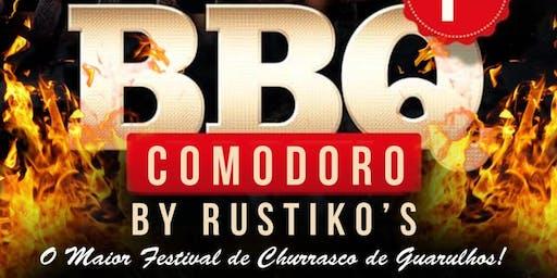 BBQ Comodoro by Rustikos