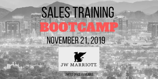 Sales Bootcamp - Master The #1 Skill In Business - Applied Persuasion!