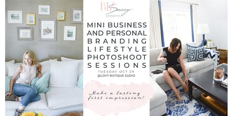 Mini Business Lifestyle Photo Session -  Make a Lasting First Impression! tickets