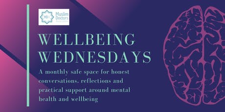 Wellbeing Wednesdays: do we need a mental health reality check? tickets