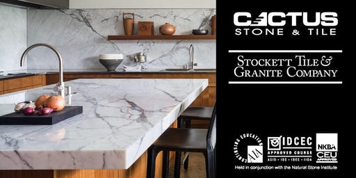 AIA / IDCEC CEU - Marble Use in the Kitchen