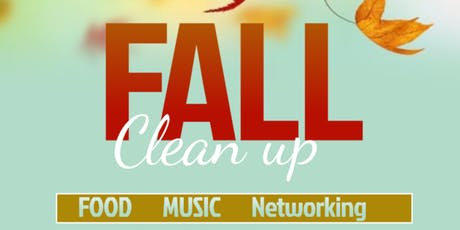 FALL CLEAN UP tickets