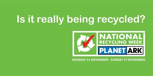 Is it really being recycled?