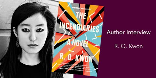 "CapRadio Reads: ""The Incendiaries"" by R.O. Kwon"