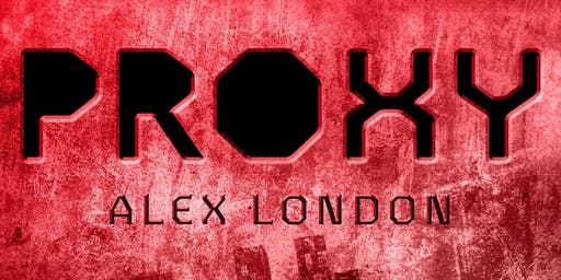 Queer Teen Book Club: Proxy by Alex London