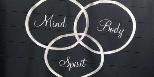 Mind, Body , & Spirit - Connecting The Dots Workshop