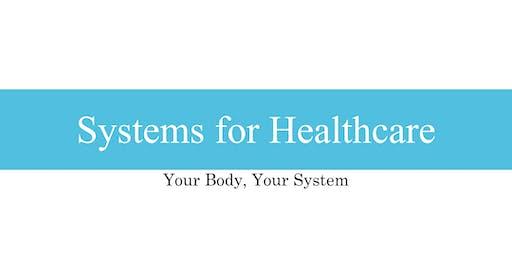 SHIVA 4 SENIORS   Systems for Healthcare   locations/ dates see Event Description