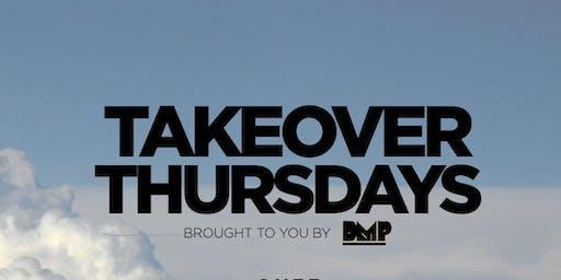 TakeOver Thursdays @ HarlotSF - FREE GUESTLIST & VIP