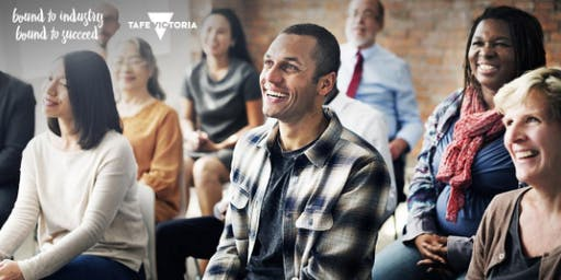 Certificate IV in Training and Assessment (TAE40116) | Information Session