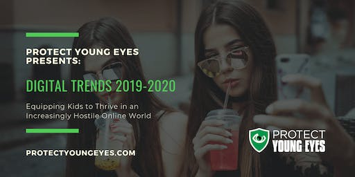 Trinity Lutheran: Digital Trends 2019-2020 with Protect Young Eyes