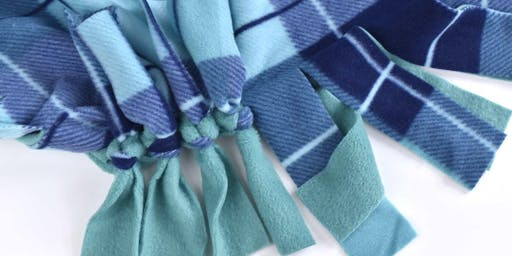 Tied Blanket Class