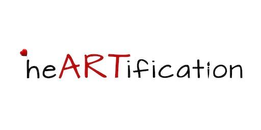Heartification Pop-up Event