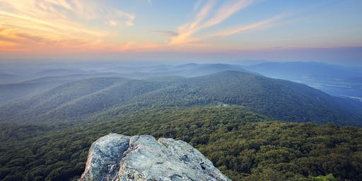 Humpback Rock Hiking Trip- UVA Postdocs
