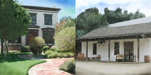 Peralta Adobe & Fallon House Historic Site Tour
