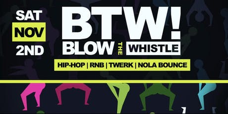 BLOW THE WHISTLE tickets