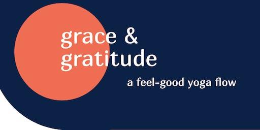 Grace & Gratitude: A Feel-Good Yoga Flow