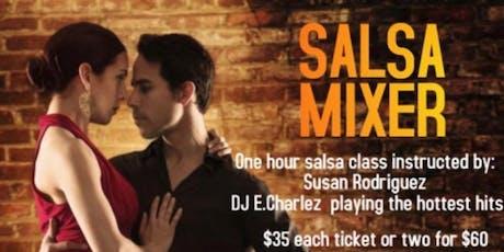 Latino Scholarship Fund Inc Presents: 2019 Salsa Mixer tickets