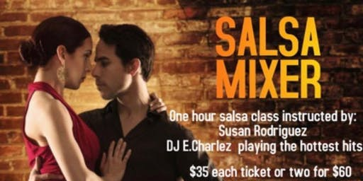 Latino Scholarship Fund Inc Presents: 2019 Salsa Mixer