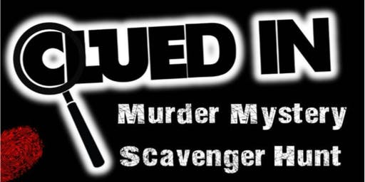 Clued-In Murder Mystery