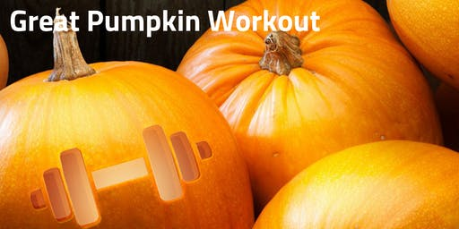 Free Great Pumpkin Workout