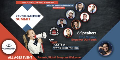 Youth Leadership Summit tickets