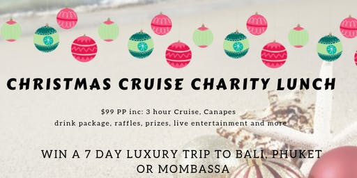 Charity Christmas Cruise