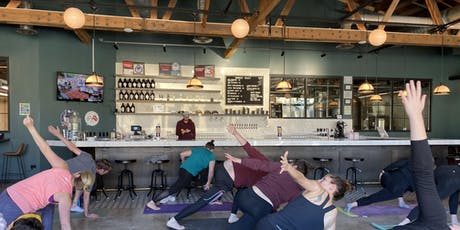 Brewery Yoga tickets