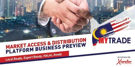 Market Access & Distribution Platform Business Preview