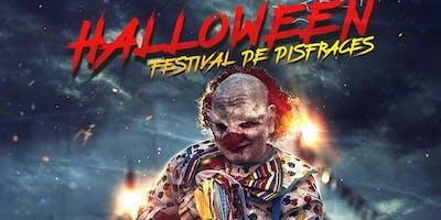 HALLOWEEN - FESTIVAL DE DISFRACES