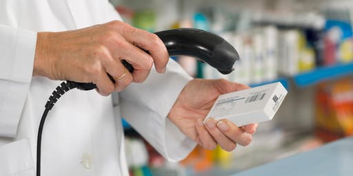 Managing identification and barcodes in Healthcare. Presented by AHSPO & GS1 Australia