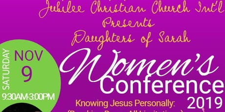 2019 Daughters of Sarah Women's Conference tickets