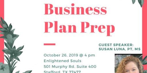 Sagacious WOB Presents: Business Plan Prep Session 1