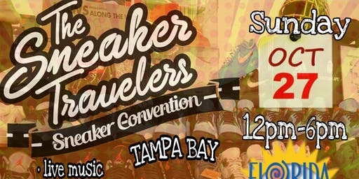 The Sneaker Travelers Tampa
