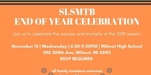 SLSMTB Year End Celebration Banquet