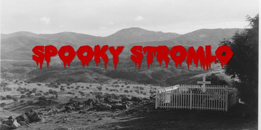 Spooky Stromlo - Adults Only