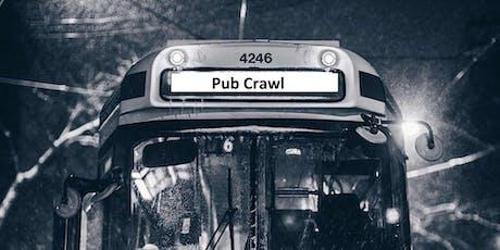 Deck the Crawl: A Streetcar Pub Crawl tickets