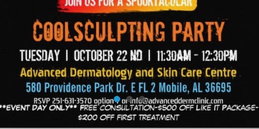 CoolSculpting Party Lunch and Learn