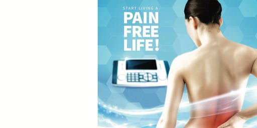 Live Pain Free Today--Learn About a Breakthrough for Chronic Pain Relief