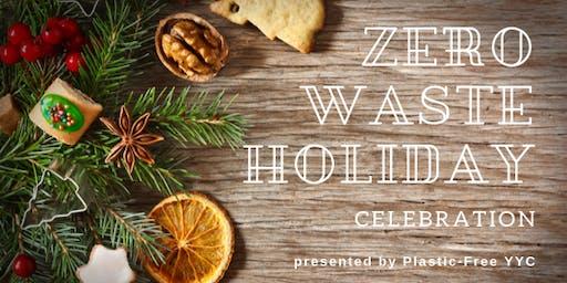 Zero Waste Holiday Celebration